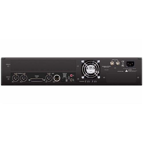 Apogee Electronics Symphony I/O MK II Multi-channel Thunderbolt Audio Interface with 2x6 Analog I/O + 8x8 Optical I/O + AES I/O Module (Apogee Symphony 8x8 compare prices)