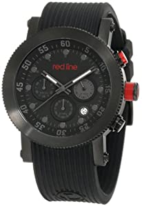 red line Men's RL-18101VD-01GR1-BB Watch