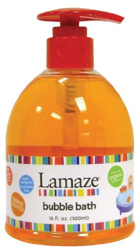 Lamaze Bubble Bath, 16Oz front-1032299