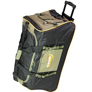 Borderline Extra Large 30 Inch Wheeled Holdall Bag from Borderline