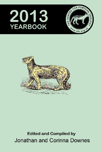 Centre for Fortean Zoology Yearbook 2013