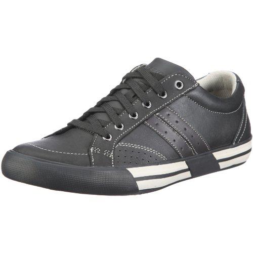 Skechers Men's Planfix Consonant Half Shoe Black UK 6