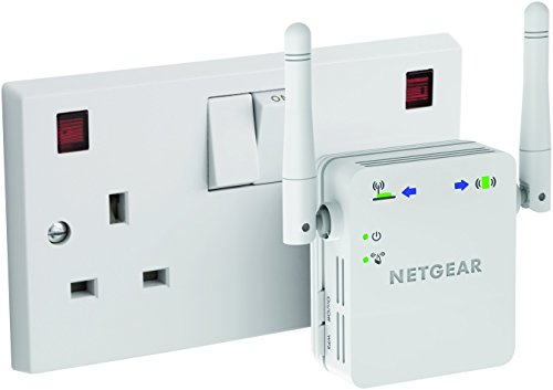 NETGEAR-WN3000RP-200UKS-300-Mbps-Universal-Wi-Fi-Range-Extender-Wi-Fi-Booster-with-Smart-LED-Indicators-for-High-Wi-Fi-Coverage