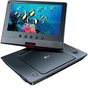 Lg Dp885 8.5-Inch Portable Dvd Player
