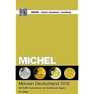 MICHEL Münzen Deutschland 2016