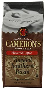 CAMERON'S Sugar Cookie Whole Bean Coffee