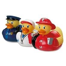 Munchkin 3 Piece  Mini Ducks (Multi Color In A Pack)