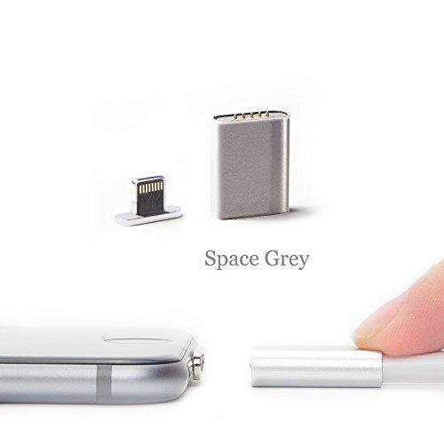 netdot magnético Cargador Convertidor y Adaptador para <stro />iPhone</strong>® 6S, <strong>iPhone</strong>® 6S Plus, <strong>iPhone</strong>® 6, <strong>iPhone</strong>® 6Plus, <strong>iPhone</strong>® 5, <strong>iPhone</strong>® 5C, <strong>iPhone</strong>® 5S width=&#8221;125&#8243;> <div class=