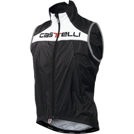 Buy Low Price Castelli Fusione Vest (C9503023-3)