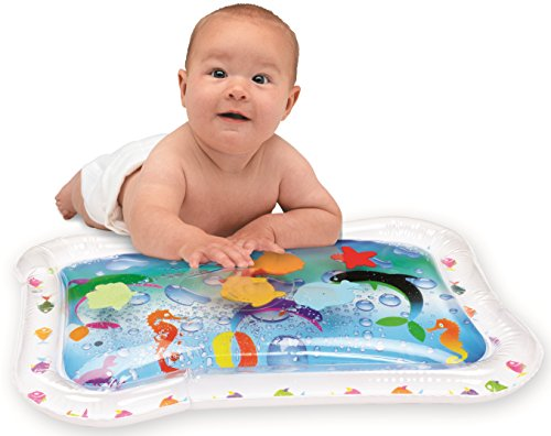 Kleeger Inflatable Baby Water Play Mat Center. Fun Activity For Children And Infants (Center Baby compare prices)
