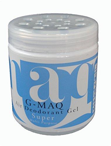 【G-MAQ】ジーマック 消臭ジェル Super 190ml 置き型