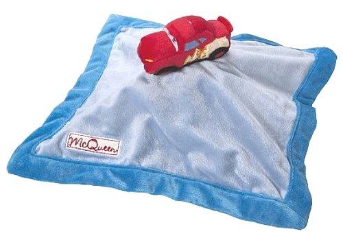 Disney Cars Junior Junction Security Blanket