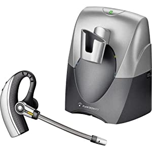 Plantronics CS70N/HL10 Professional Wireless Office Headset System with Lifter