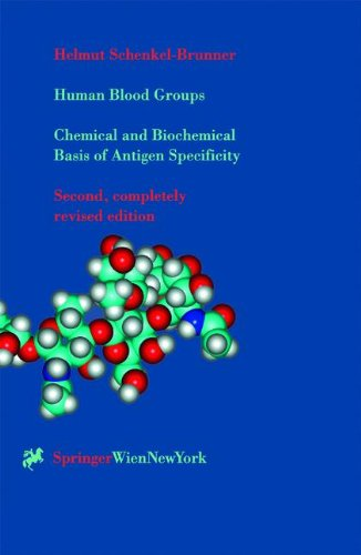 Human Blood Groups: Chemical And Biochemical Basis Of Antigen Specificity