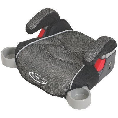 Graco Backless TurboBooster Car Seat, Galaxy image