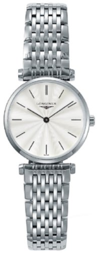 Longines Women's Le Grande Classic Steel Watch L4.209.4.73.6