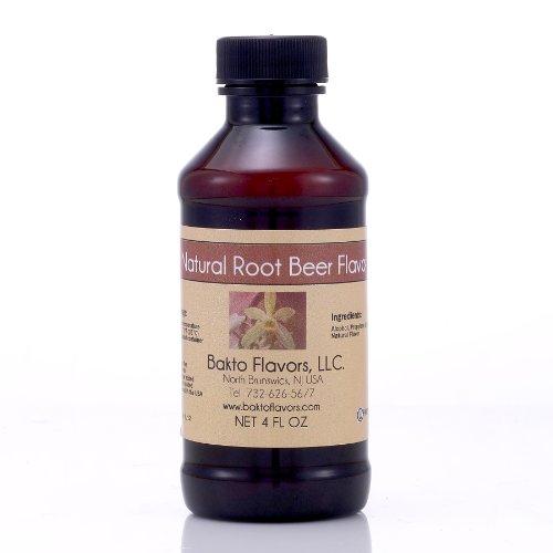 Bakto Flavors Natural Root Beer Flavor-4 OZ