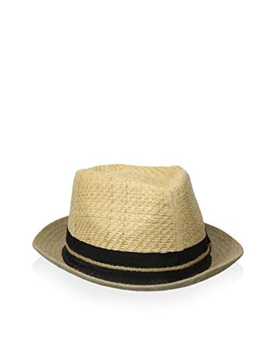 Block Headwear Men's Straw Hat, Natural, Large