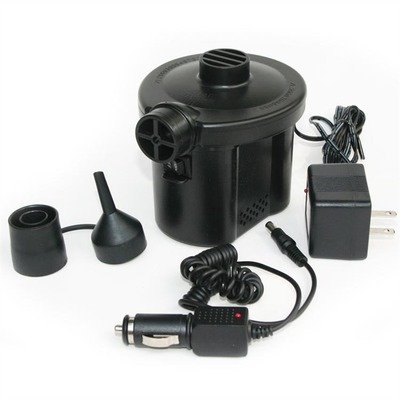 Buy Low Price Pure Comfort Electric Air Pump with Car Power Adapter (6013ACP)