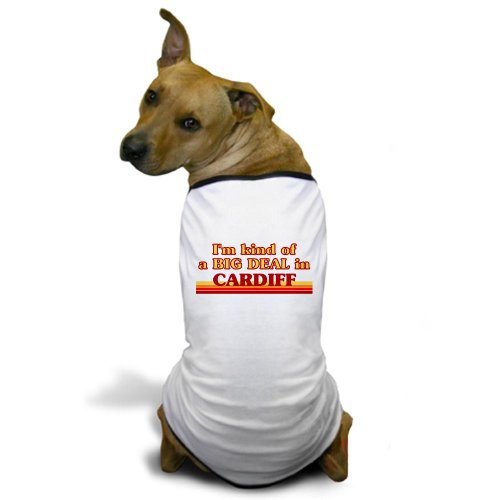 Cafepress I Am Kind Of A Big Deal In Cardiff Dog T-Shirt - 3Xl White [Misc.]