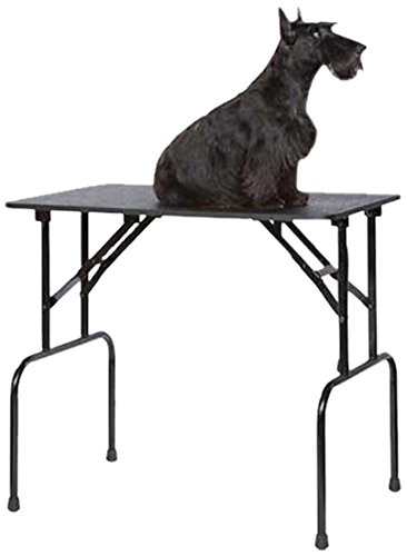 Master Equipment Steel Non-Slip Matting Grooming Able Pet Table, 36-Inch front-964063