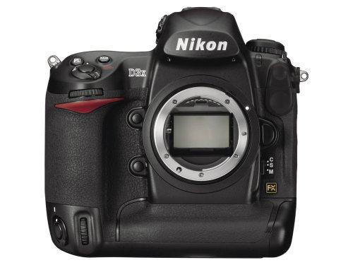 ニコン Nikon デジタル一眼レフカメラ D3X