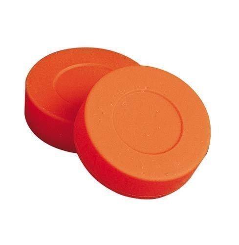 Heavy-Duty-Unihoc-euros-Crosse-de-Hockey-dintrieurdextrieur-en-plastique-pratiques-Puck-Orange-74-cm