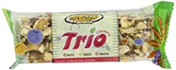 Mrs. May\'s Trio Bar Variety Pack,  1.7-oz Bars (Pack of 20)