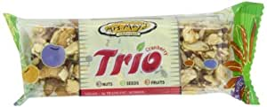 Mrs. May's  Trio Bar Variety Pack, 1.2-Ounce bars (Pack of 20)
