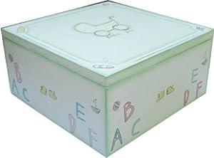 New Baby Box Keepsake Memory Gift: Amazon.co.uk: Baby