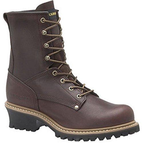 Carolina Men'S Plain Toe Work Briar Man-Made Boot 10.5 D Us