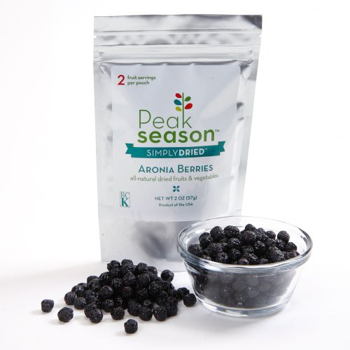 Aronia Berries Dried Fruit 2Oz