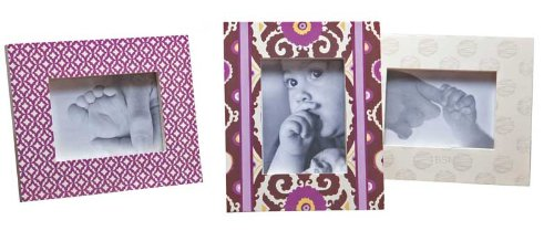 Jasmina Picture Frames - Set of 3