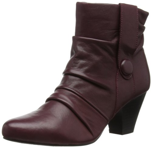 Lotus Womens Graphite Boots 40008 Bordeaux 8 UK, 42 EU