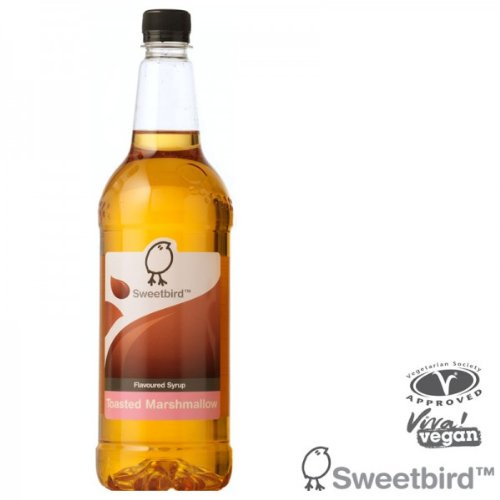 Sweetbird Toasted Marshmallow Coffee Syrup (1 Litre)