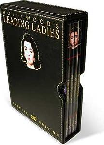 Hollywood's Leading Ladies 4-DVD Box Set: The Last Time I Saw Paris (1951) - Elizabeth Taylor / Lady of Burlesque (1943) Barbara Stanwyck / My Man Godfrey (1936) Carole Lombard / Of Human Bondage (1935) Bette Davis - Thin Case Dvds Box Set