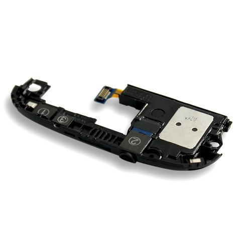 Original Genuine Oem Black Audio Jack+Buzzer Ringer Loud Sound Speaker For Samsung Galaxy S3 I9300