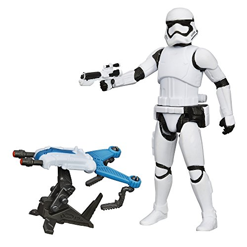 HASBRO Star Wars Ep.7 Personaggi 10cm. Desert And Snow Stormtrooper B3963 B4172