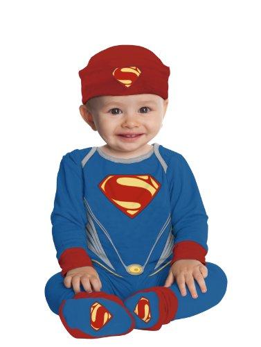 Baby Costume Man Of Steel
