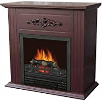 Electric M707P-2628FCN Fireplace w/28