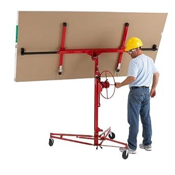 "Pentagon Tool ""Lazy Lifter"" Professional 11Ft Drywall Lift Hoist"