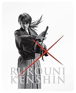 Rurouni Kenshin - Limited Edition Steelbook [Blu-ray] [2012] [Region Free]