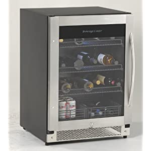 Avanti BCA57SSR Beverage Cooler W Stainless Steel Door Frame Fantasy Movi