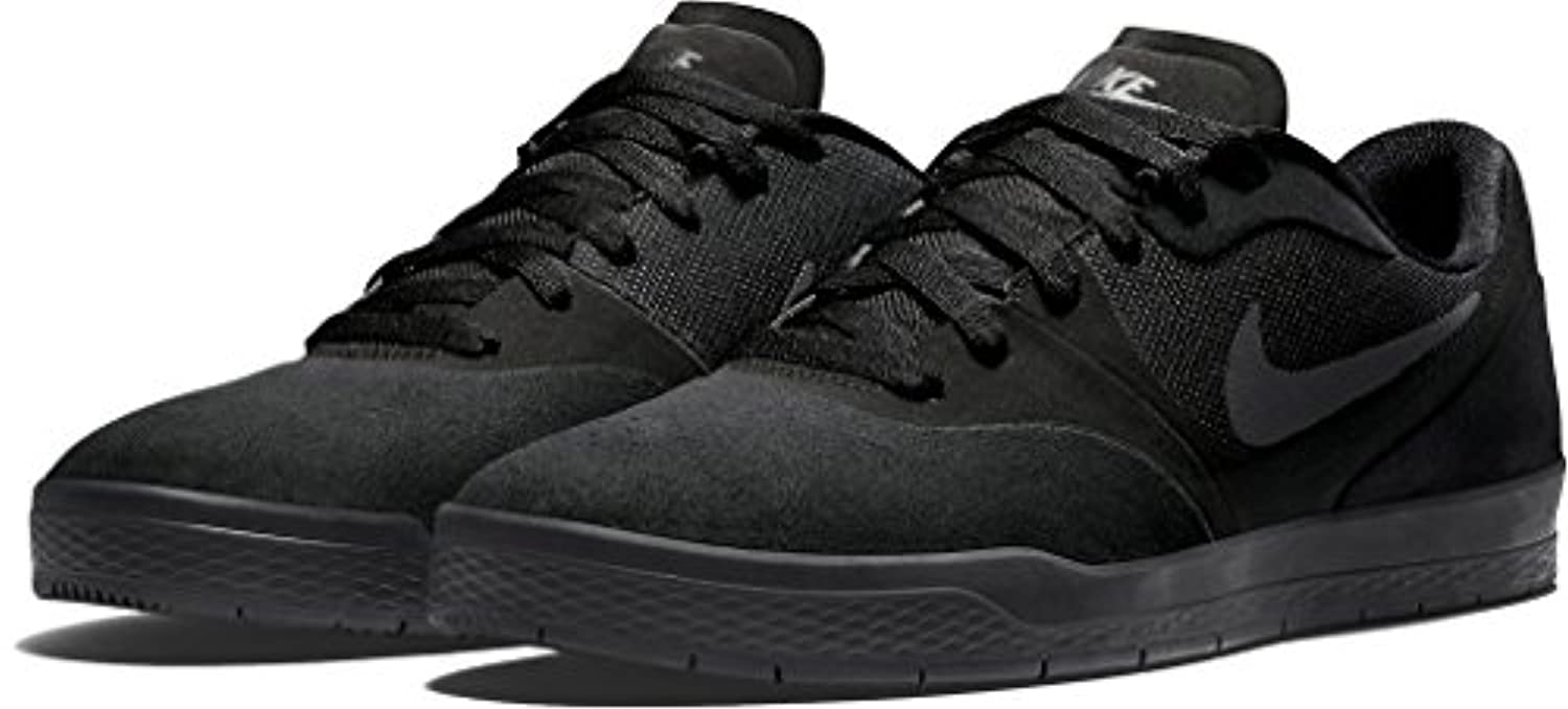 ... 11.5 Nike Paul Rodriguez 9 CS Skate Shoe - Men's  Black/Black/Anthracite, ...