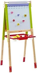 Janod - J07582 - Loisir Créatif - Tableau 4 pieds réglables