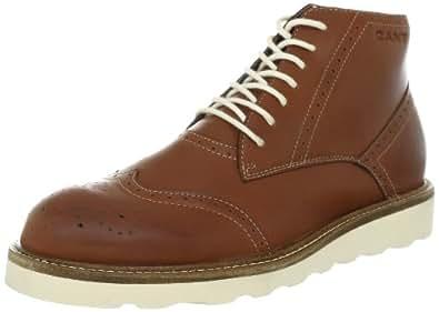 GANT ROSSFORD LEATHER 45.42146A135, Herren Boots, Braun (cognac), EU 40