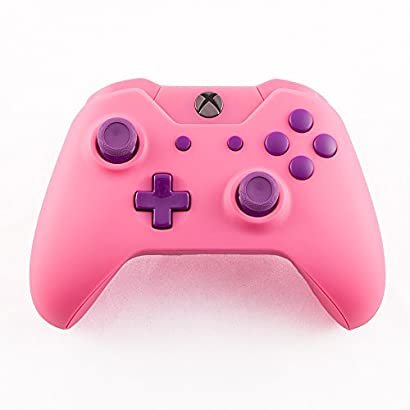 Matte Pink Xbox One Controller Parts Kit - xnxuedbo-48