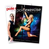 Pole Exercise DVD 1 and 2 - Pole Dancing DVD Bundle