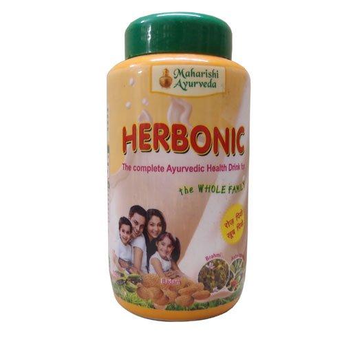 Herbonic - Maharishi Ayurveda Nutritional Health Drink - 450Gm