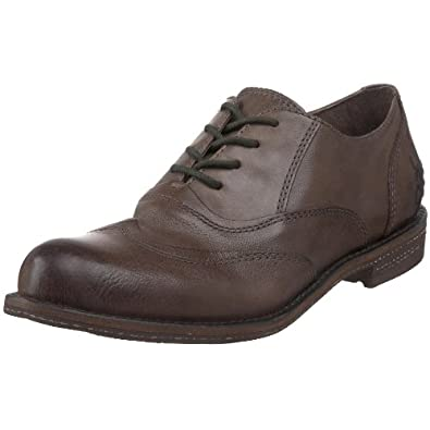 OTBT Women's Hammond Oxford,Grey,8.5 M US